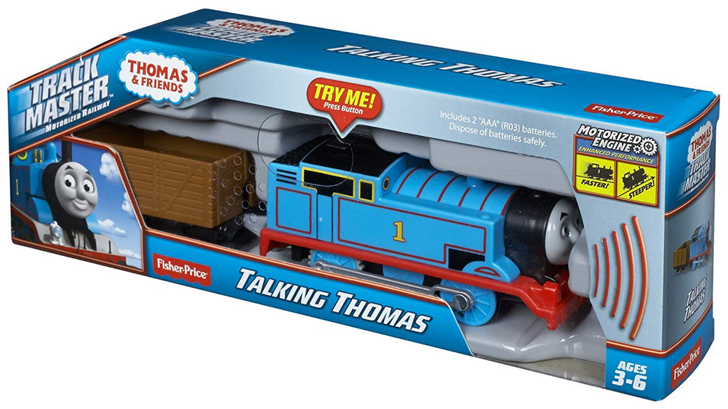 Thomas & Friends TrackMaster, Talking Thomas
