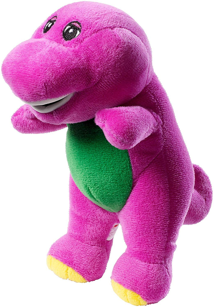 Barney Buddies Barney The Purple Dinosaur Plush Figure