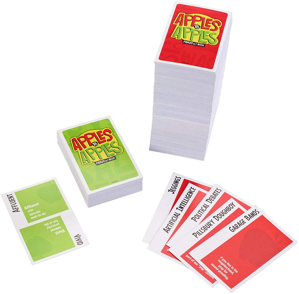 Apples to Apples Party in a Box Card Game
