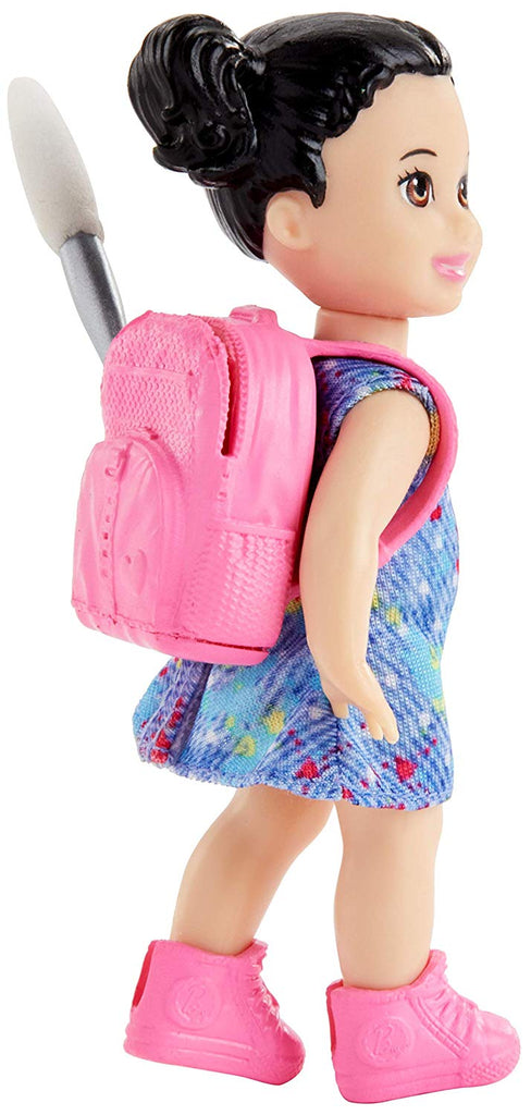 Barbie Art Teacher Playset with Brunette Doll