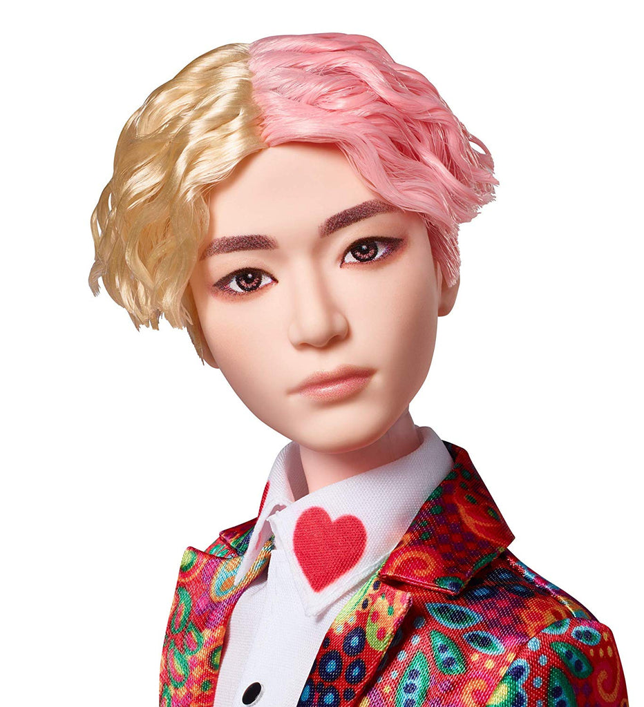 Bangtan Boys BTS V Idol Doll