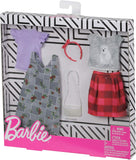 Barbie Plaid Polar Bear Outfit Fashion Pack with Accessories