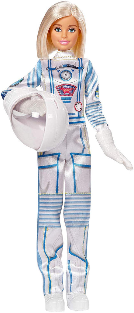 Barbie 60th Anniversary Careers Astronaut Doll with Themed Accessories