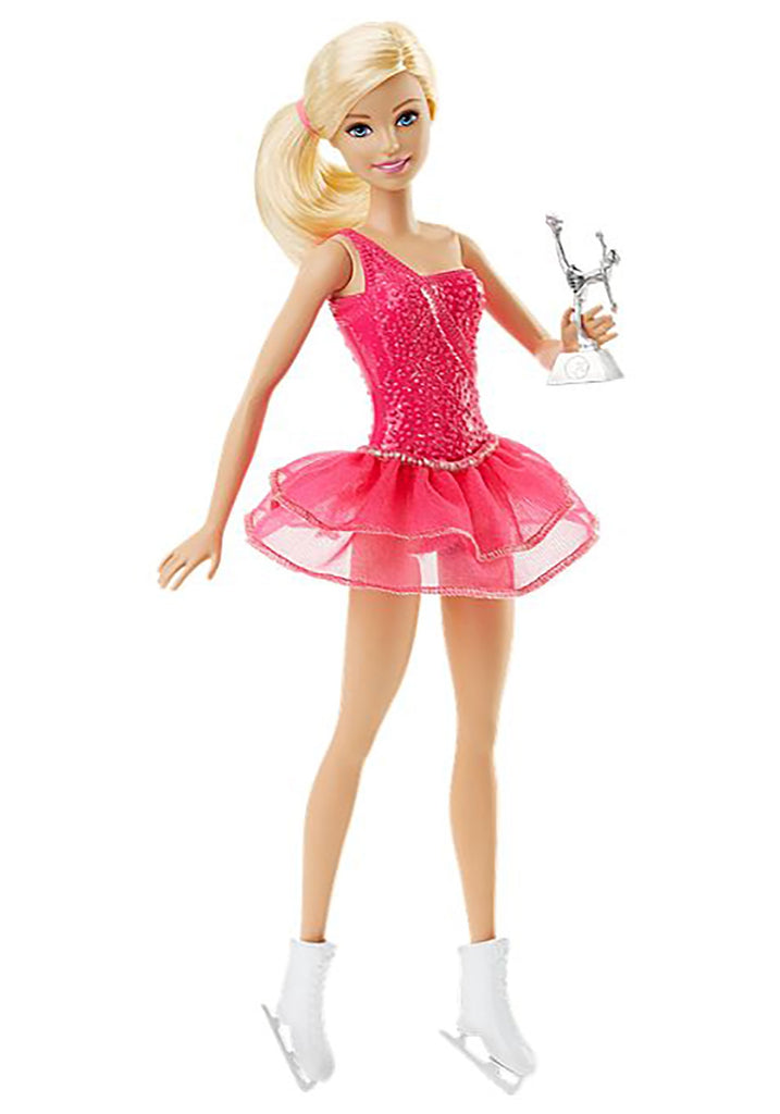 Barbie Career Figure Skater