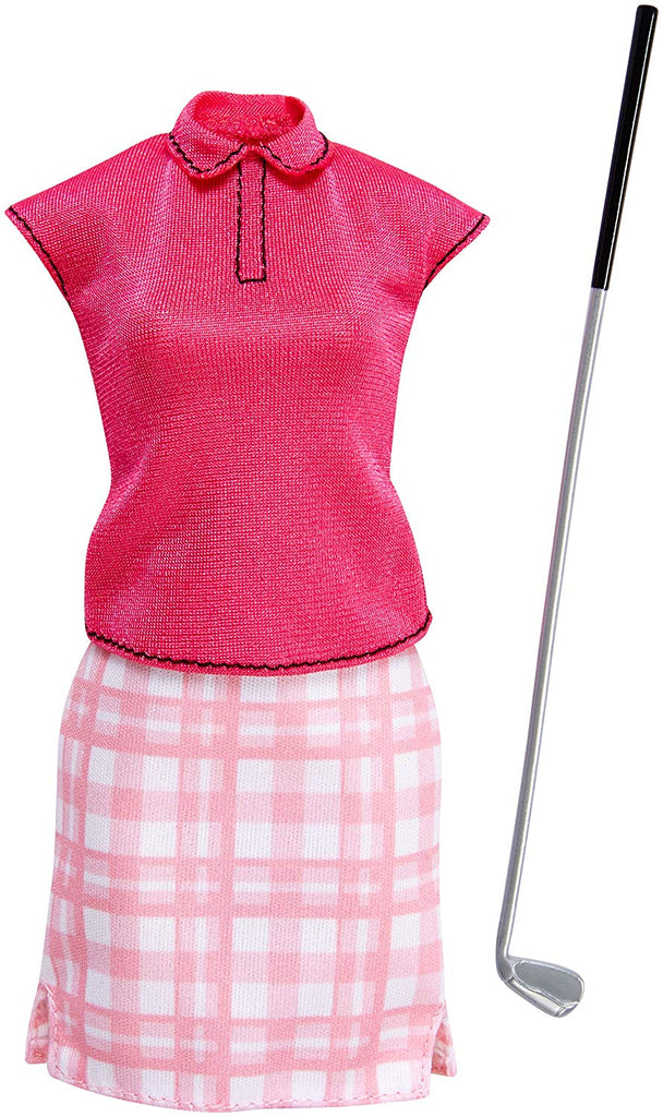 Barbie Careers Golfer Fashion Pack