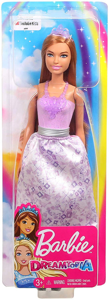 Barbie Dreamtopia Princess Doll Wearing Jewel-Themed Outfit