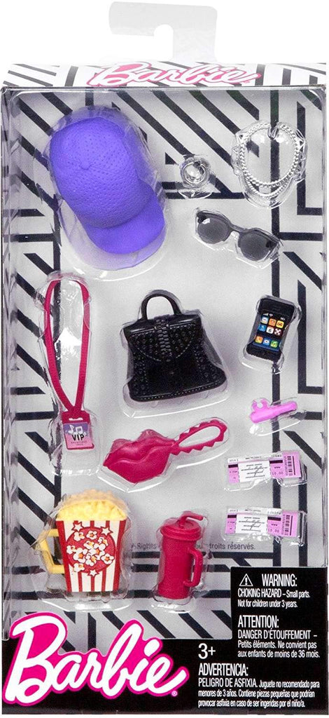 Barbie Fashion Sightseeing Accessory Pack