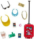 Barbie Fashion Sightseeing Accessory Set