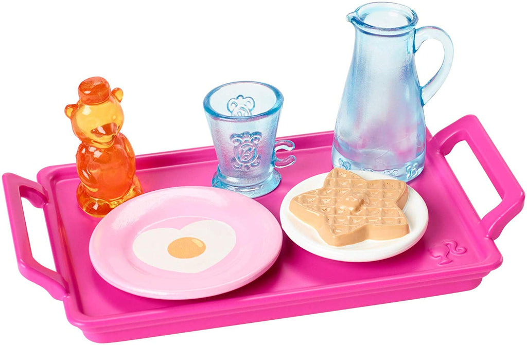 Barbie Mini Story Starter (Breakfast)