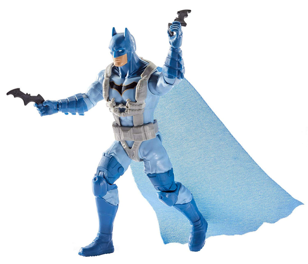 Batman Missions Night Jumper Batman Figure