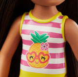 Barbie Club Chelsea Beach Doll Brunette