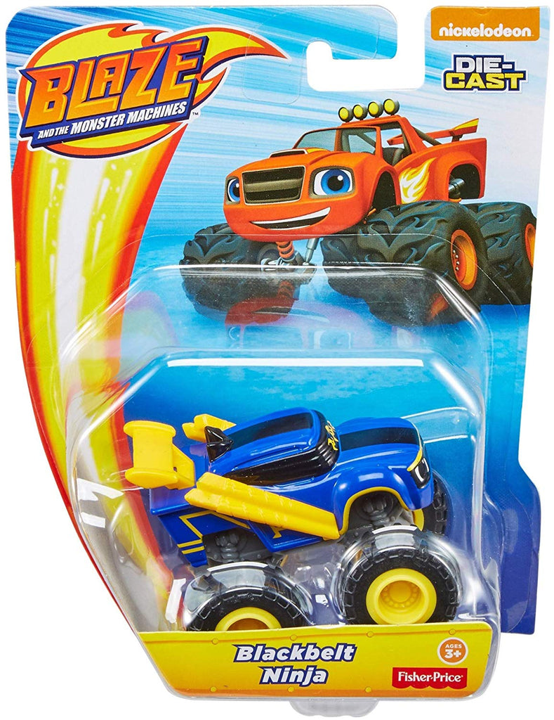 Nickelodeon Blaze & The Monster Machines Blackbelt Ninja