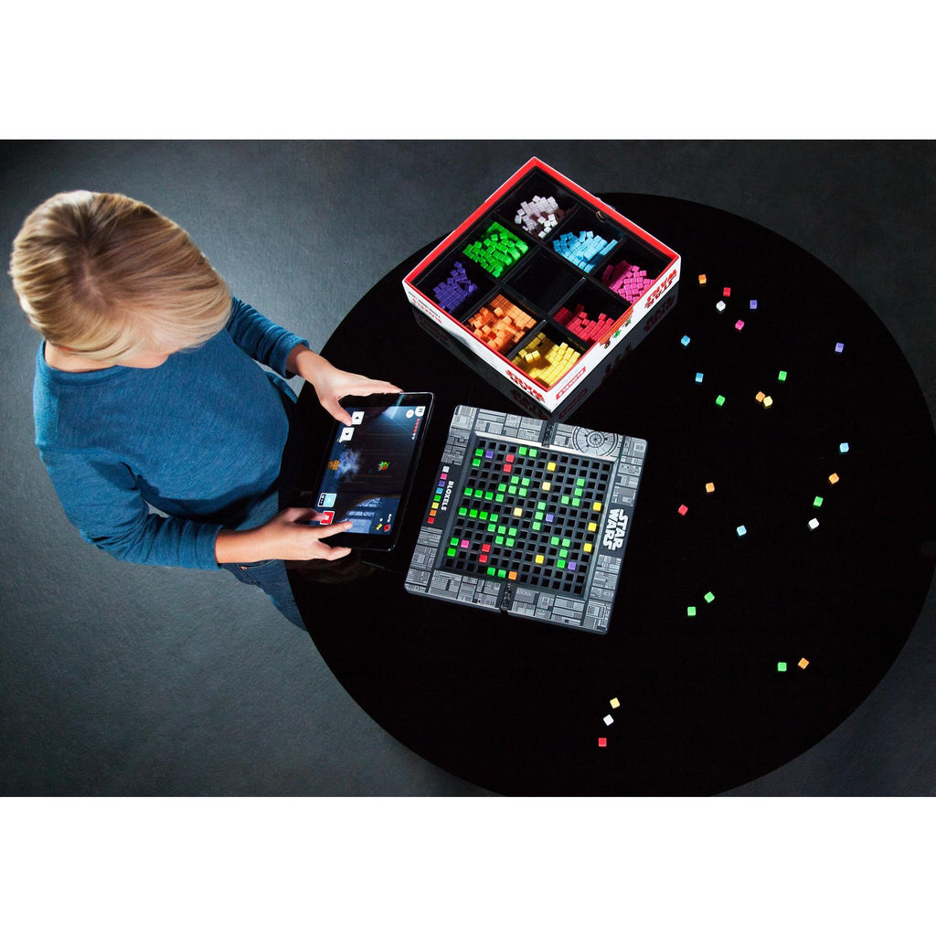 Bloxels Star Wars Build Your Own Video Game