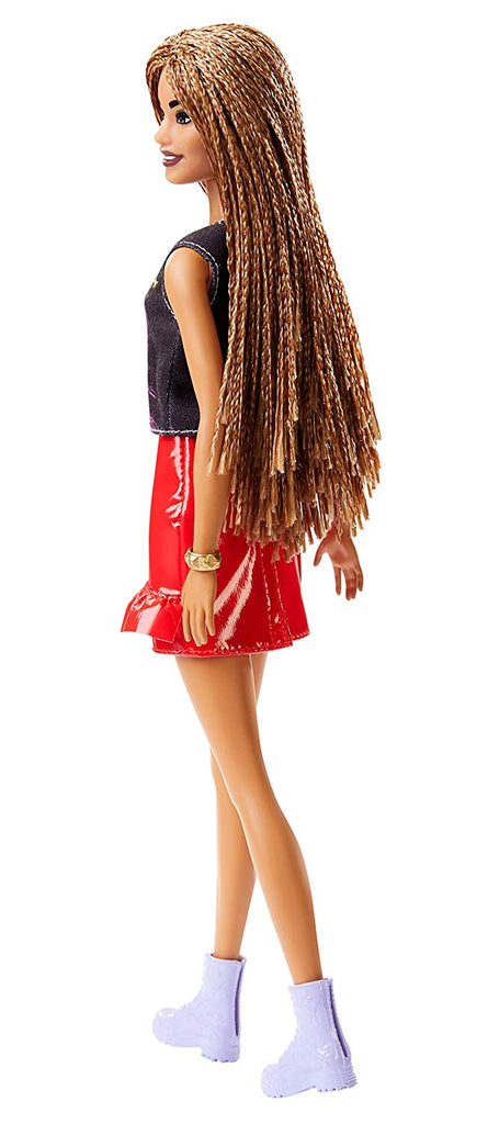 Barbie Fashionistas Doll with Long Braided Hair
