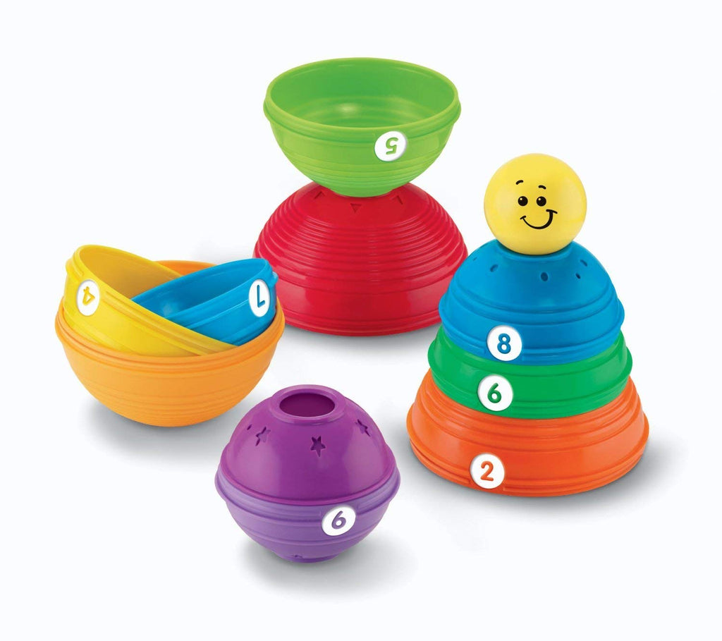 Brilliant Basics Stack & Roll Cups