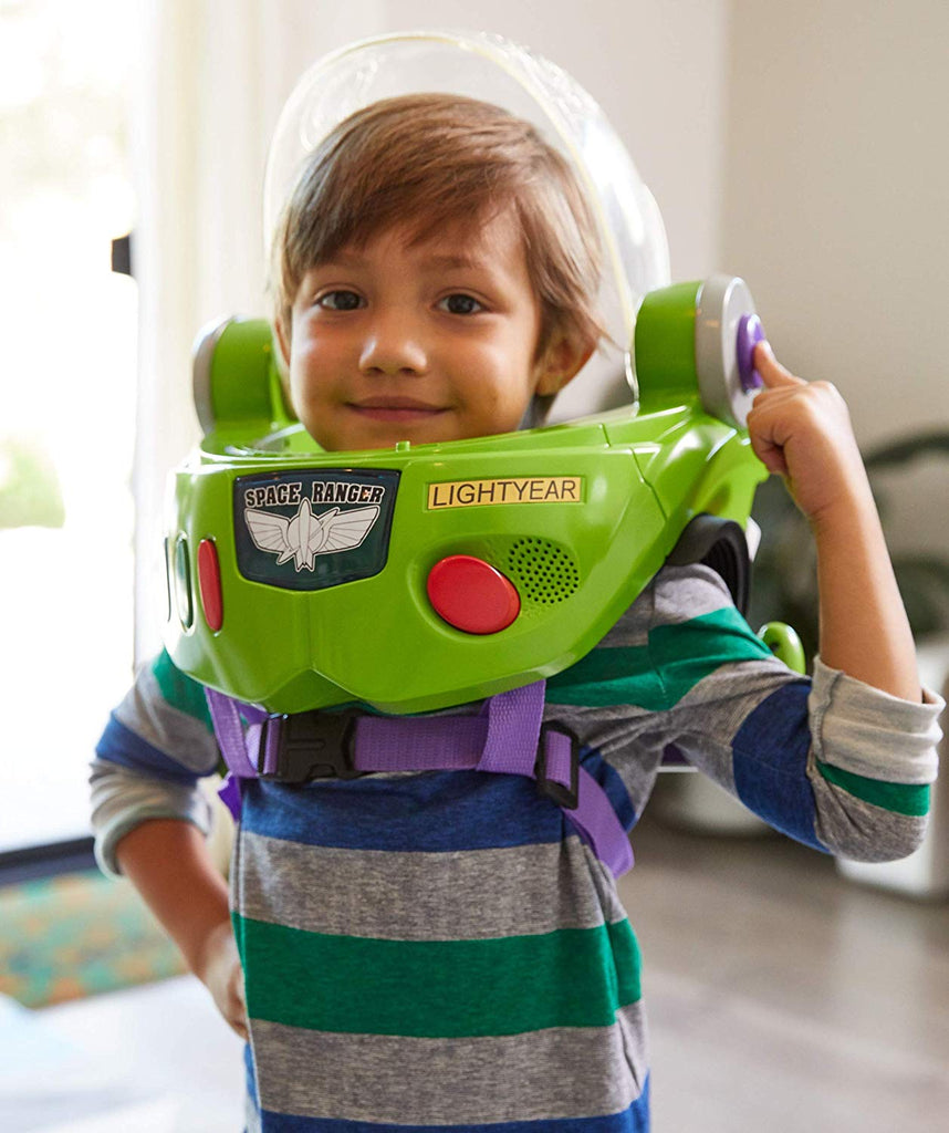 Toy Story 4 Buzz Lightyear Space Ranger Armor with Jet Pack
