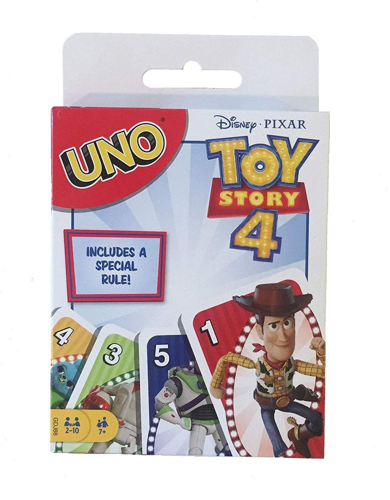 UNO Toy Story 4 Card Game