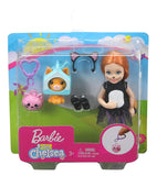 Barbie Club Chelsea Doll Cat Playset