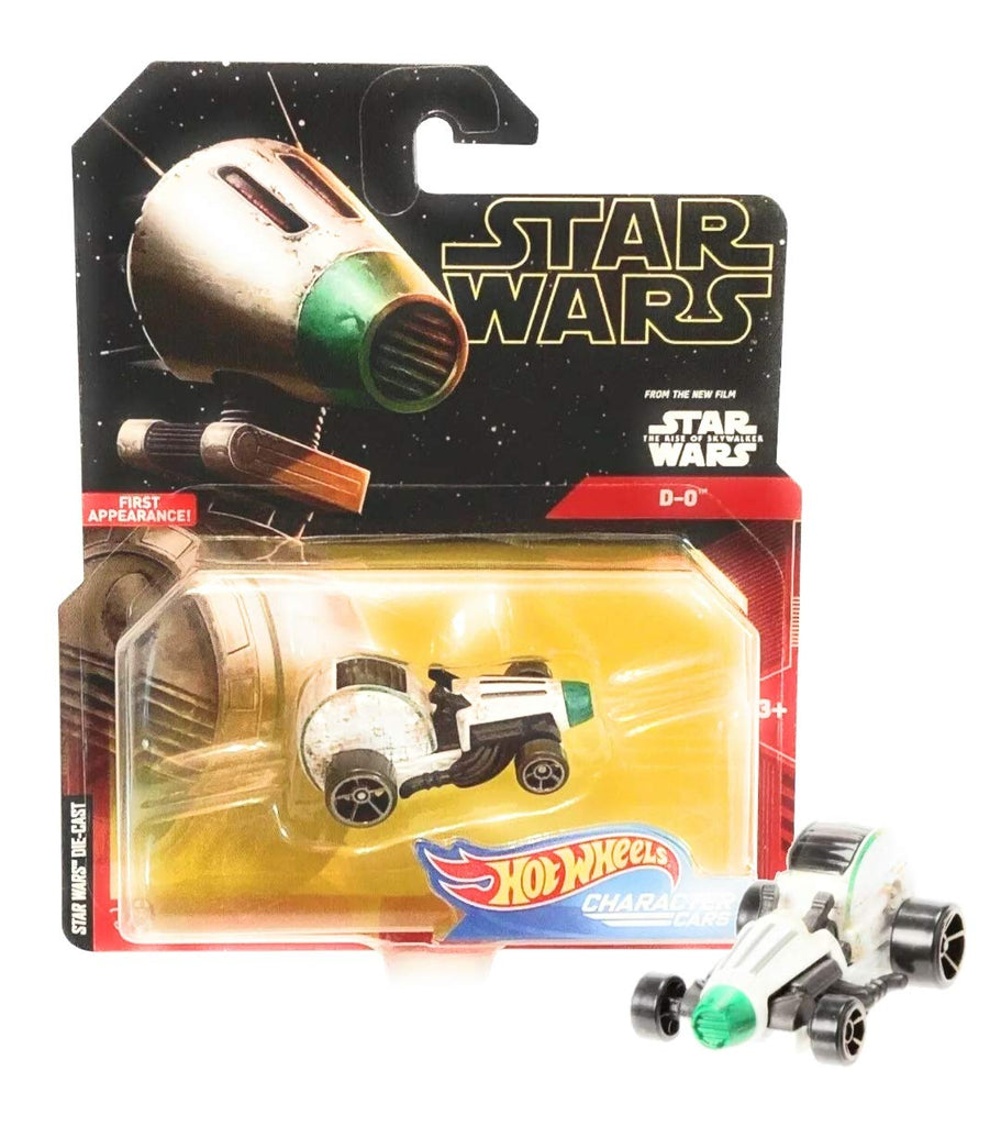 Hot Wheels Stars Wars Character Car The Rise Of Skywalker