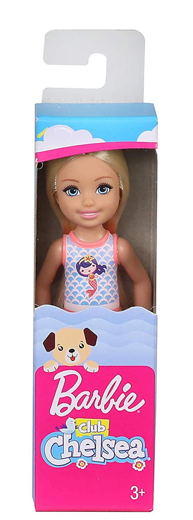 Barbie Club Chelsea Beach Doll 6 inch