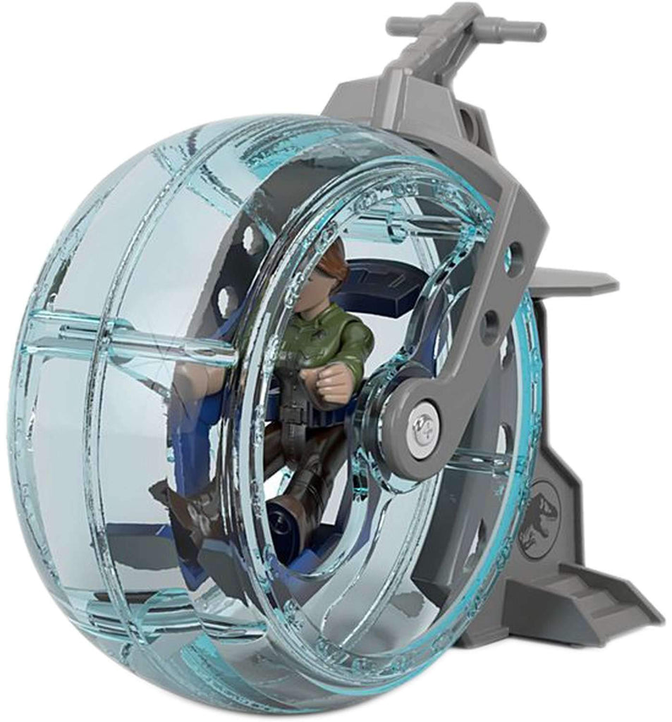 Imaginext Jurassic World, Claire & Gyrosphere