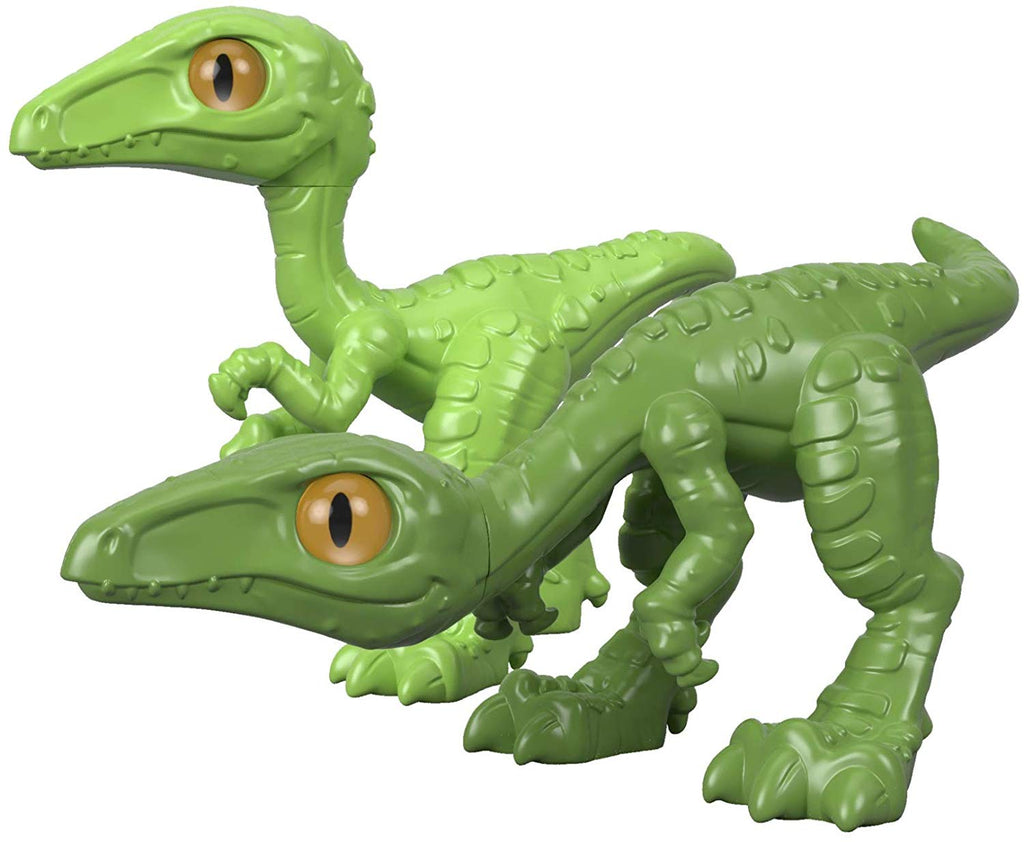 IMAGINEXT Jurassic World Compies Toy Figure
