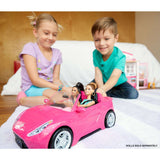 Barbie Estate Vehicle Signature Pink Convertible with Seat Belts