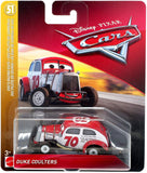 Disney Pixar Cars Die Cast Duke Coulters