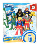 Imaginext DC Super Friends Series 5 Mystery Figure Pack Styles May Vary
