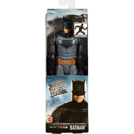 "DC Justice League True-Moves Series Batman 12"" Figure"