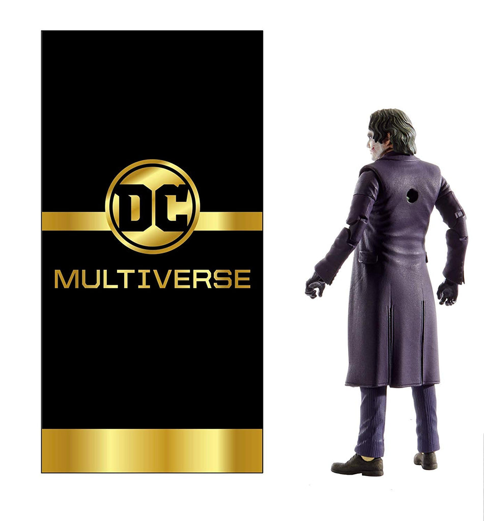DC Multiverse Signature Collection the Dark Knight The Joker Figure