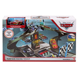 Disney and Pixar's Cars Rust-Eze Racing Tower Race Car Track Set