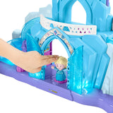 Disney Frozen Elsa's Ice Palace by Little People