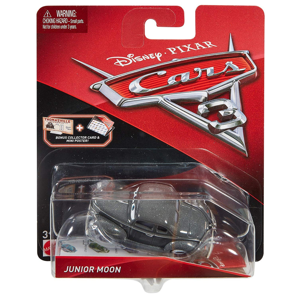 Disney Pixar Cars 3 Junior Moon Die-cast Vehicle