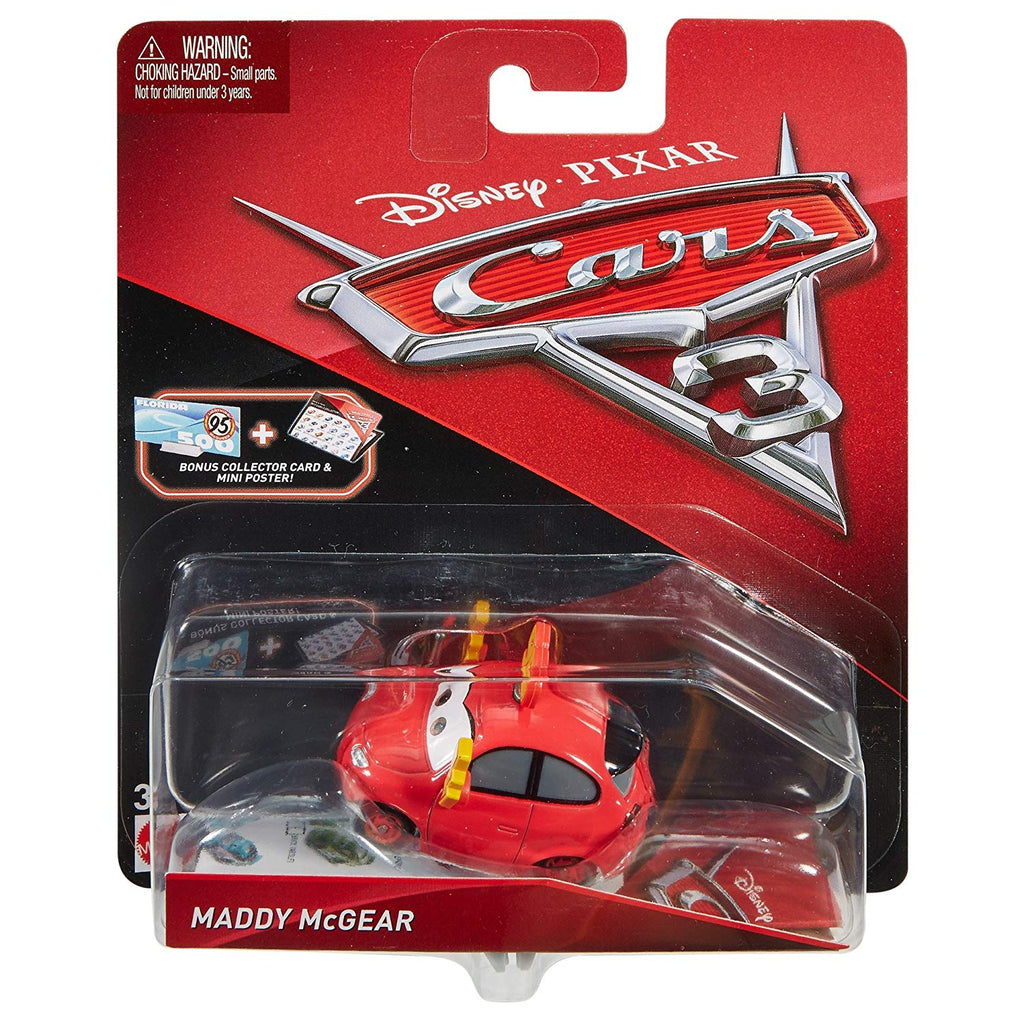 Disney Pixar Cars 3 Kid Fan Die-cast Vehicle