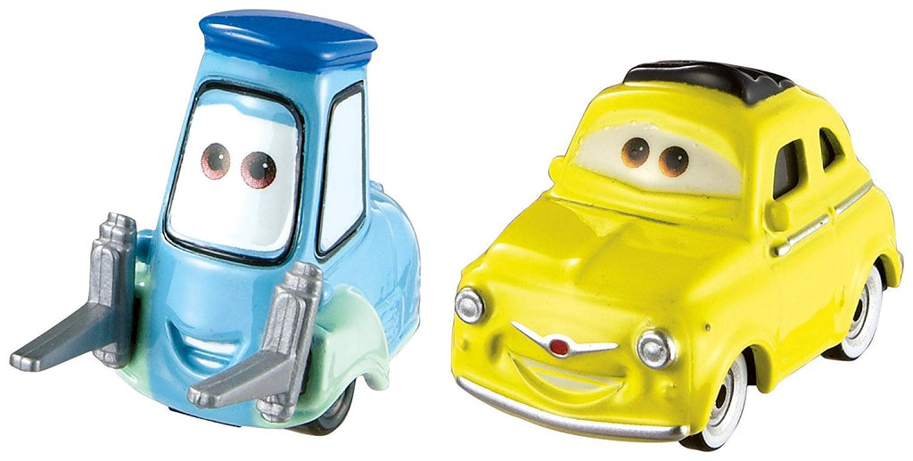Disney/Pixar Cars 3 Luigi and Guido Die-Cast Vehicles