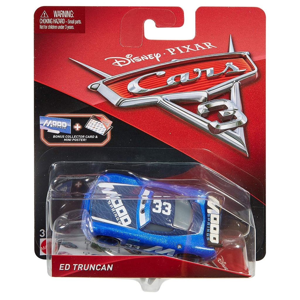 Disney Pixar Cars 3 Next Gen Moon Springs Die-cast Vehicle