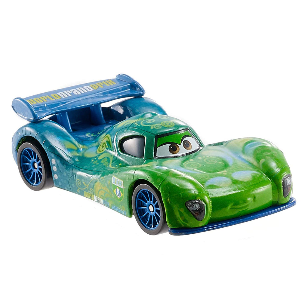 Disney/Pixar Cars Die-Cast Carla Veloso Vehicle