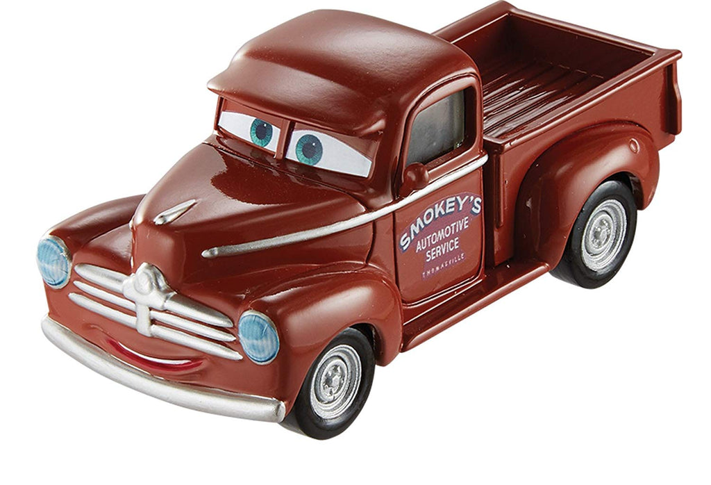 Disney/Pixar Cars Die-Cast Heyday Smokey Vehicle