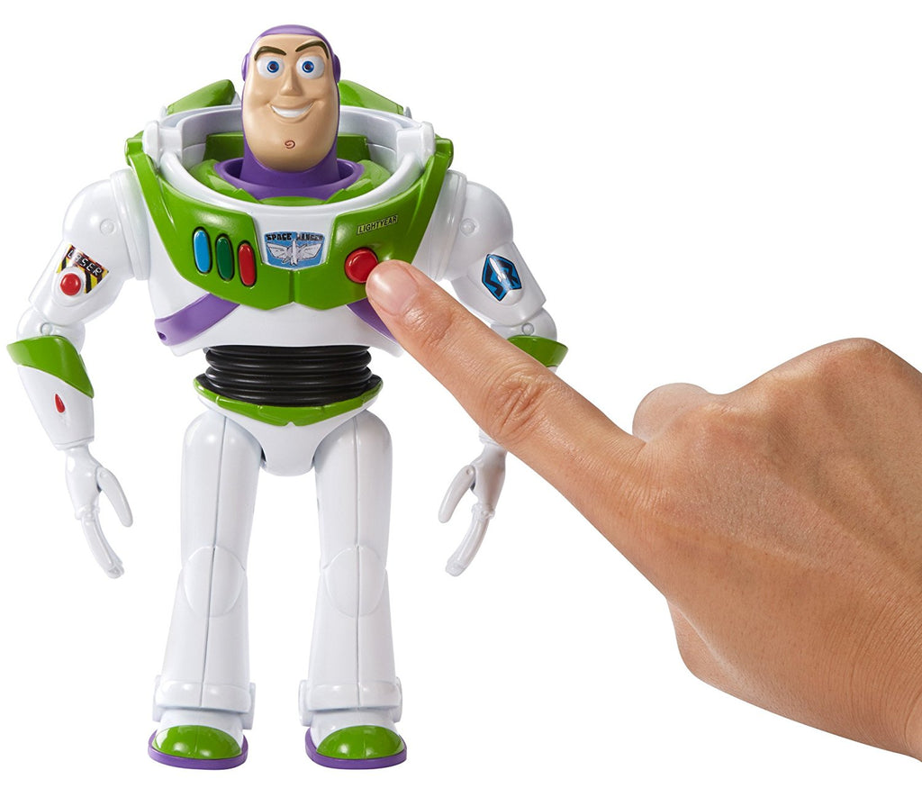 "Disney Toy Story 6"" Buzz Lightyear Figure with Sound"