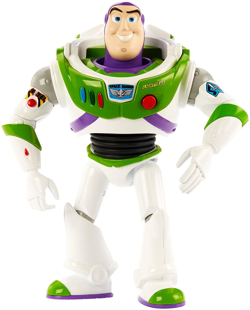 Disney Toy Story Talking Buzz Figure, 7""