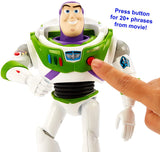 Disney Toy Story Talking Buzz Figure, 7