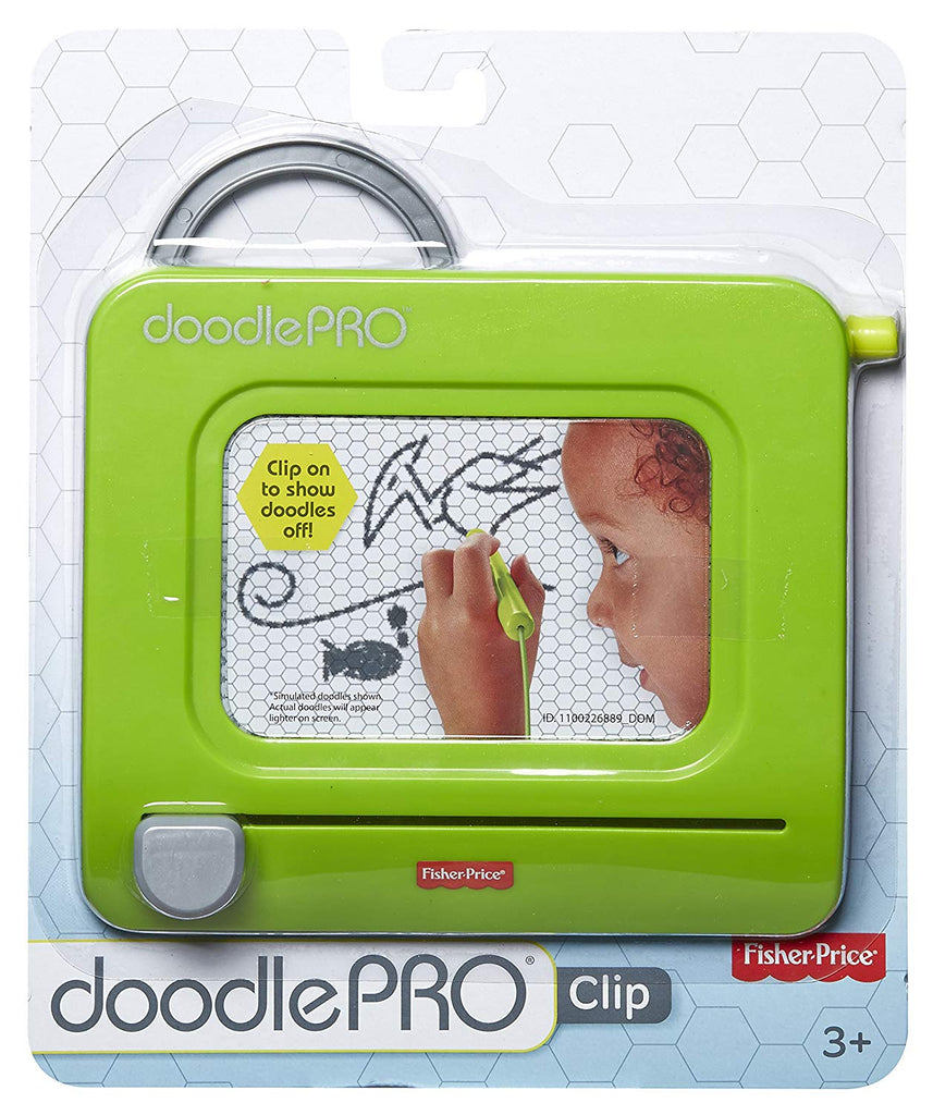 DoodlePro, Clip-on (Green)