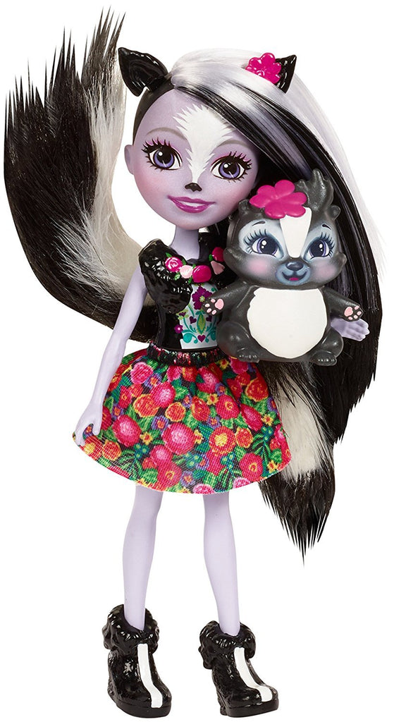 Enchantimals Sage Skunk Doll