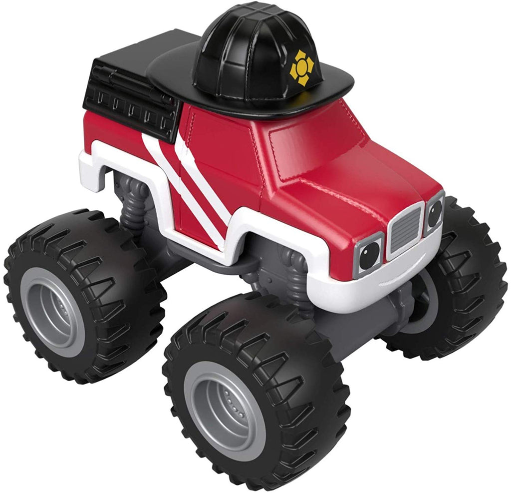 Nickelodeon Blaze & The Monster Machines Fire Rescue Firefighter