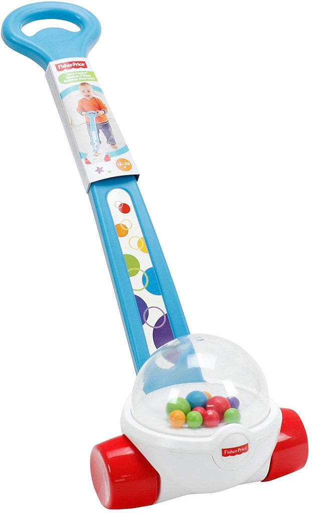 Fisher-Price Corn Popper, Blue