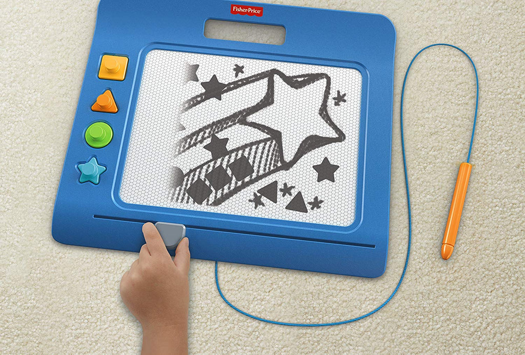 Fisher-Price DoodlePro, Slim (Blue)