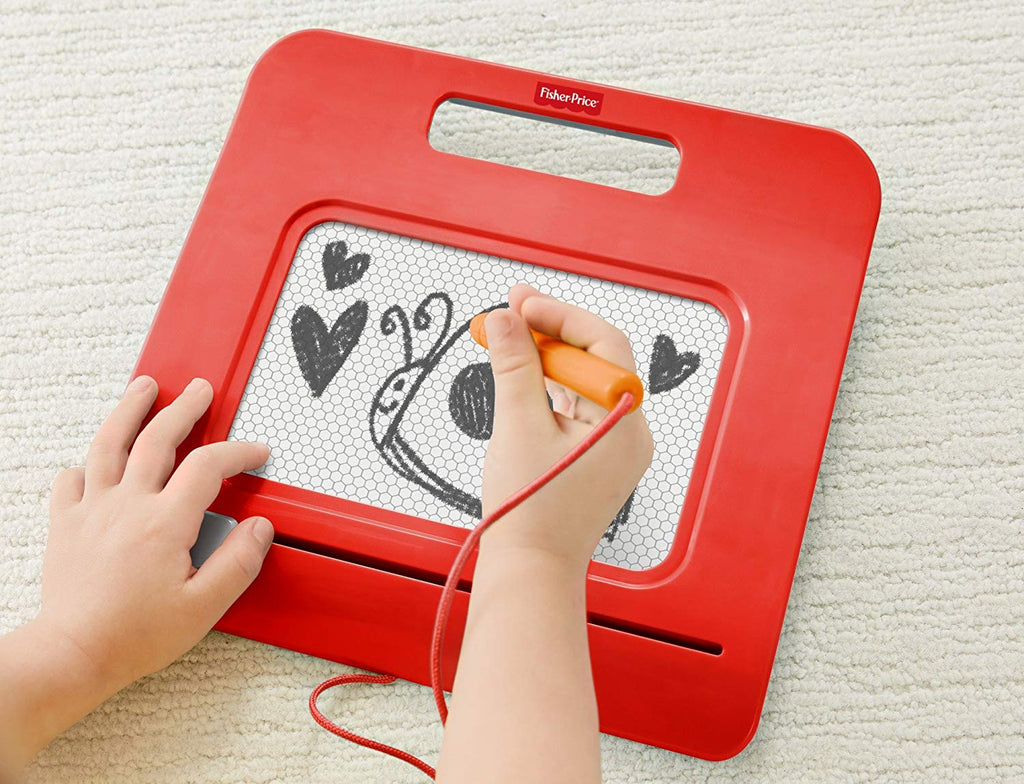Fisher-Price Doodle Pro Trip, Red