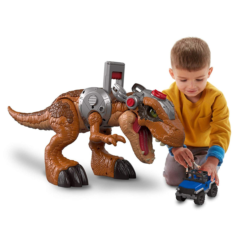 Fisher-Price Imaginext Jurassic World, T-Rex Dinosaur