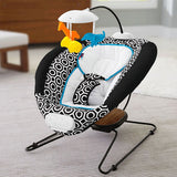 Fisher-Price Jonathan Adler Crafted Deluxe Bouncer w/ Music and Soothing Bounce